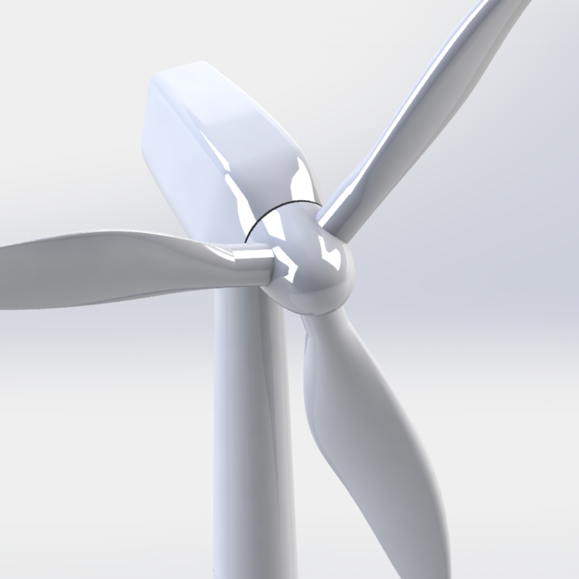 Wind Turbine Design on SolidWorks | Mark Anthony Bautista